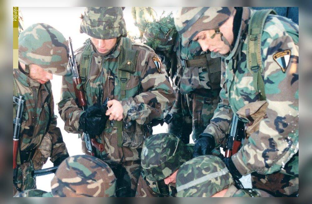 Kaitseväe lugu – Balti pataljoni algus