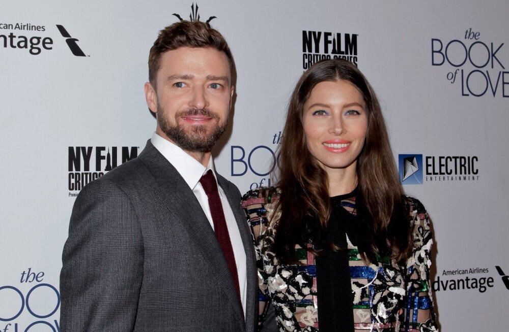 Jessica Biel oli just see, kes Justin Timberlake'i avalikult vabandama suunas: tal oli lihtsalt nii piinlik ja tahtis mehe vastutama panna