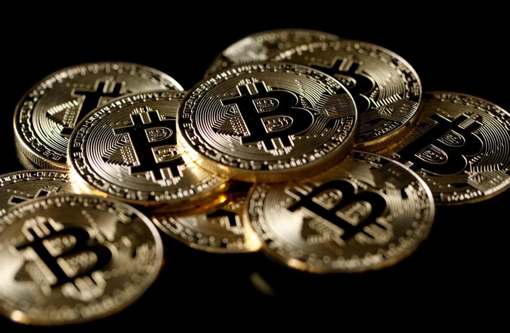Uurimus: üks bitcoini vaal saatis krüptoraha väärtuse lakke
