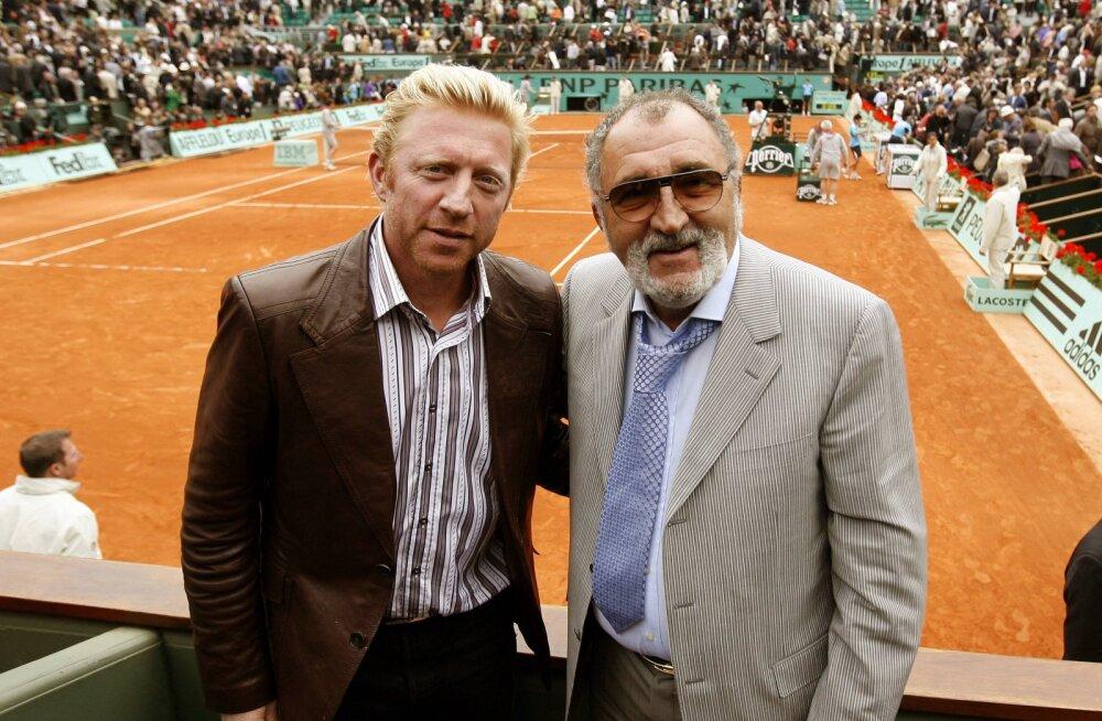 Kõrgetasemeline Madridi tenniseturniir võib kolida Berliini