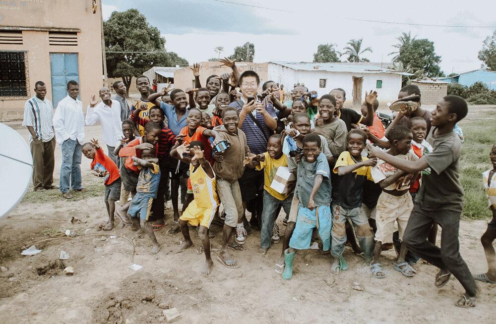 Huawei võitleb majandusliku ja demograafilise ebavõrdsuse vastu