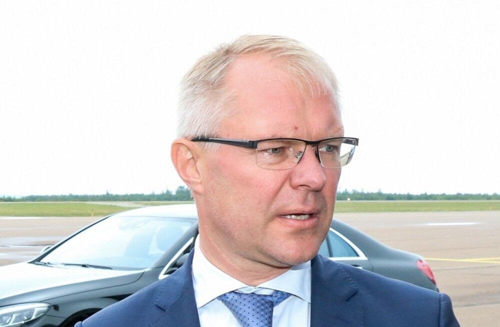 Jussi Niinistö ja Hannes Hanso