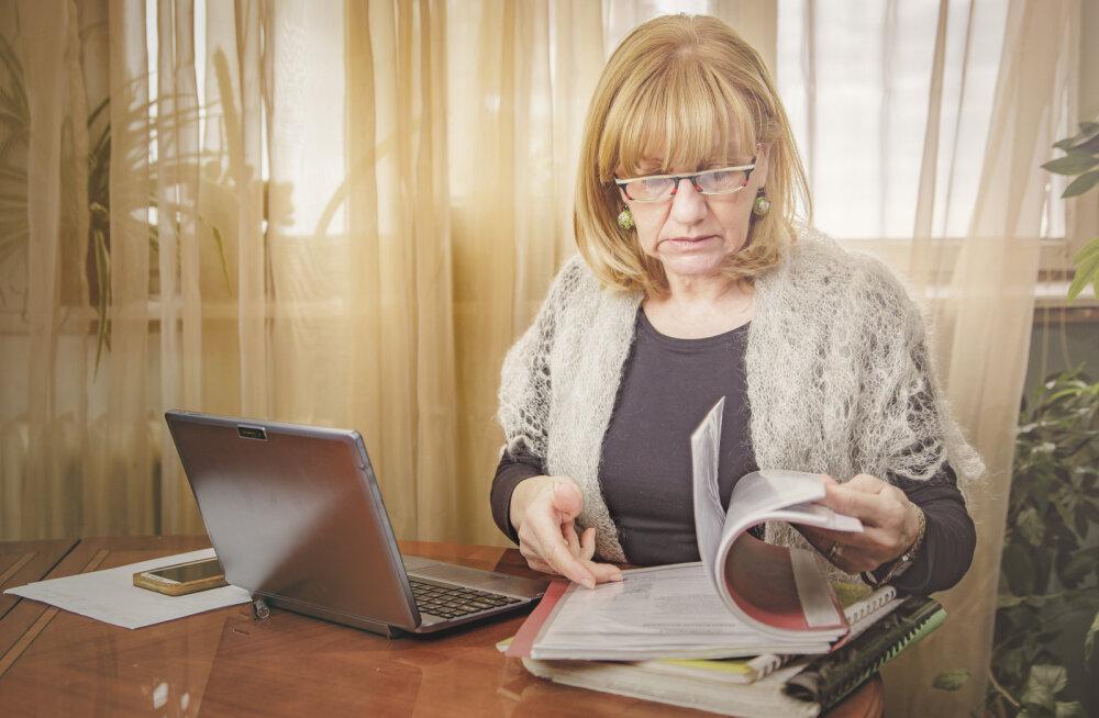 Eksperdid väidavad: üle 40aastaste inimeste töönädal ei tohiks olla pikem kui kolm päeva