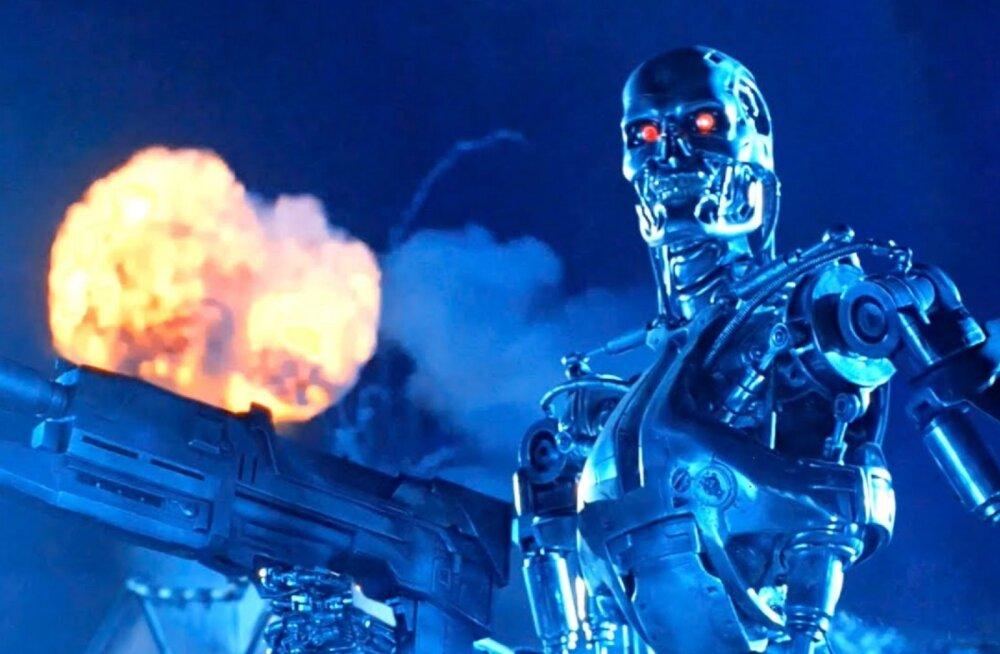 """""""Terminaator 2: Kohtupäev 3D"""": mis vahe on vanal ja uuel versioonil?"""