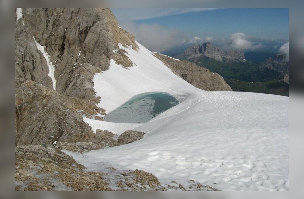 Austria Alpides hukkus naismägironija