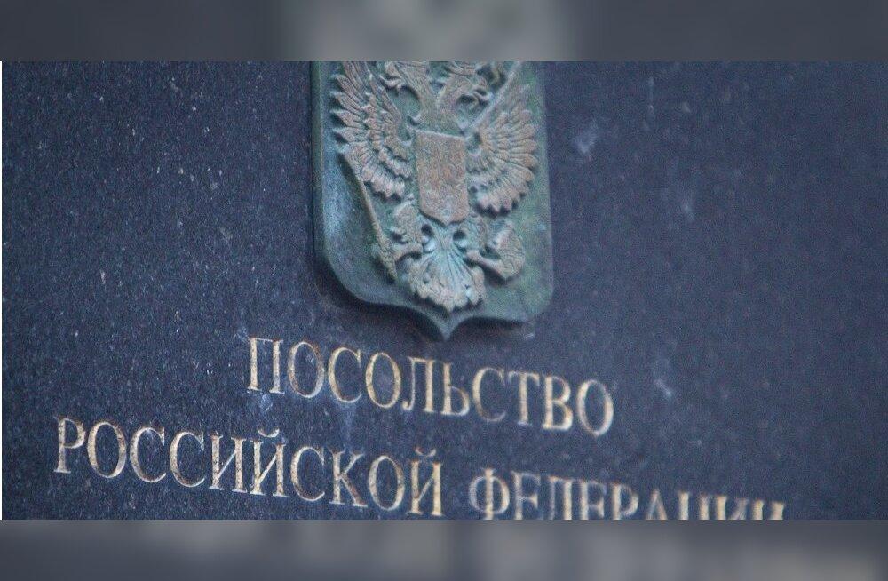 Rootsi saadab välja luuretegevuses kahtlustatava Vene diplomaadi