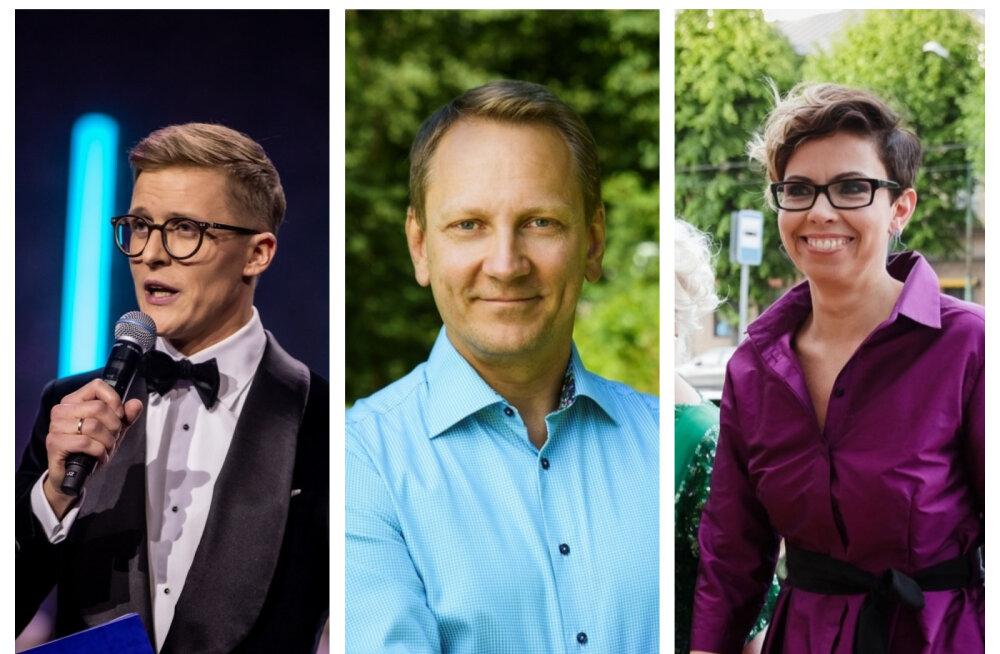 Kooliteed alustavad staaride lapsed: need Eesti poliitikud, muusikud ja näitlejad saadavad täna oma võsukesed 1. klassi
