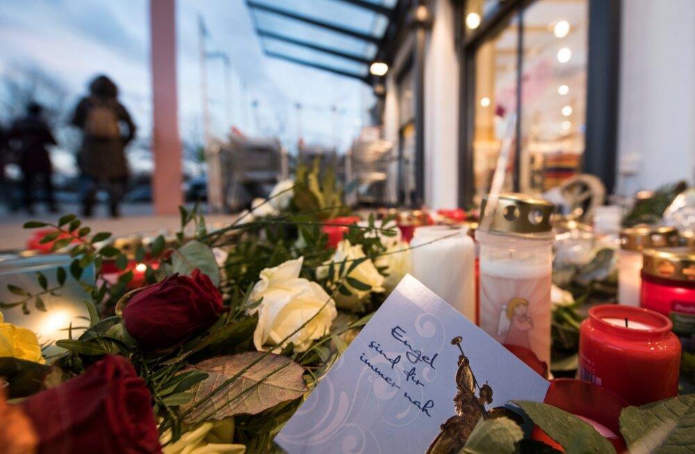 Saksamaal mõisteti varjupaigataotlusele eitava vastuse saanud mees 15-aastase tüdruku tapmise eest 8,5 aastaks vangi