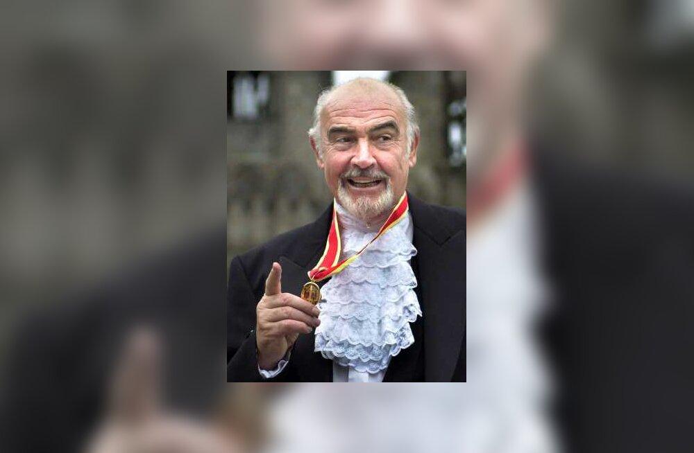 Connery on Briti populaarseim näitleja