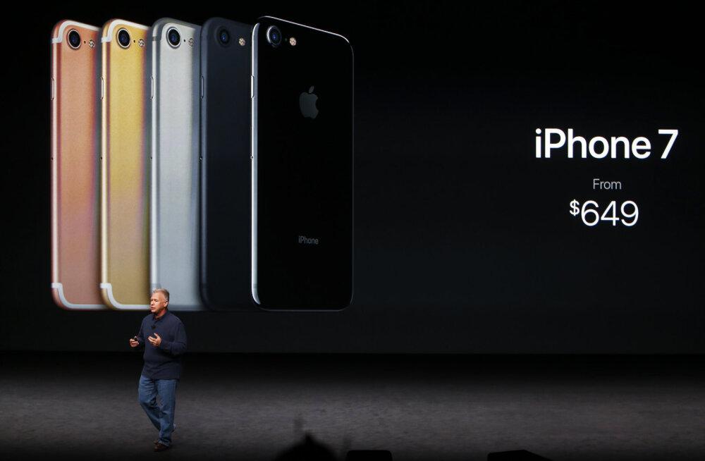 Soovimatu sisin: osa uutest iPhone`idest pidavat kummalist häält tegema