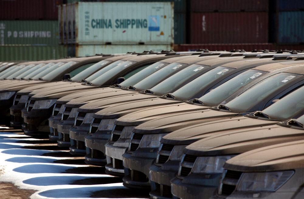 Hiina ähvardab USA autotootjaid trahvida