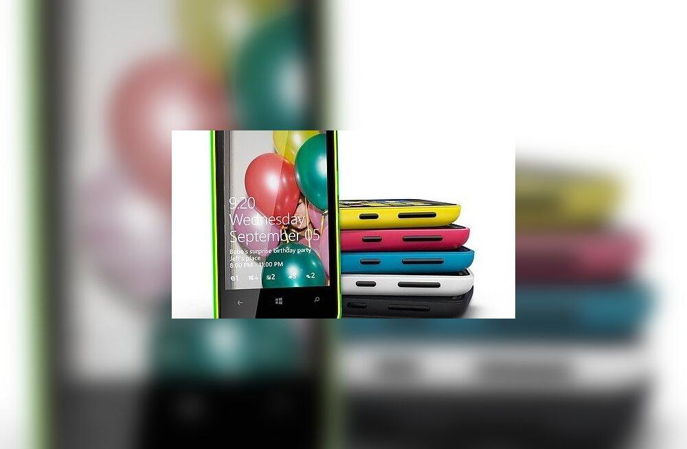 Lumia 620 on uus soodsaim Windows Phone 8 telefon Nokialt