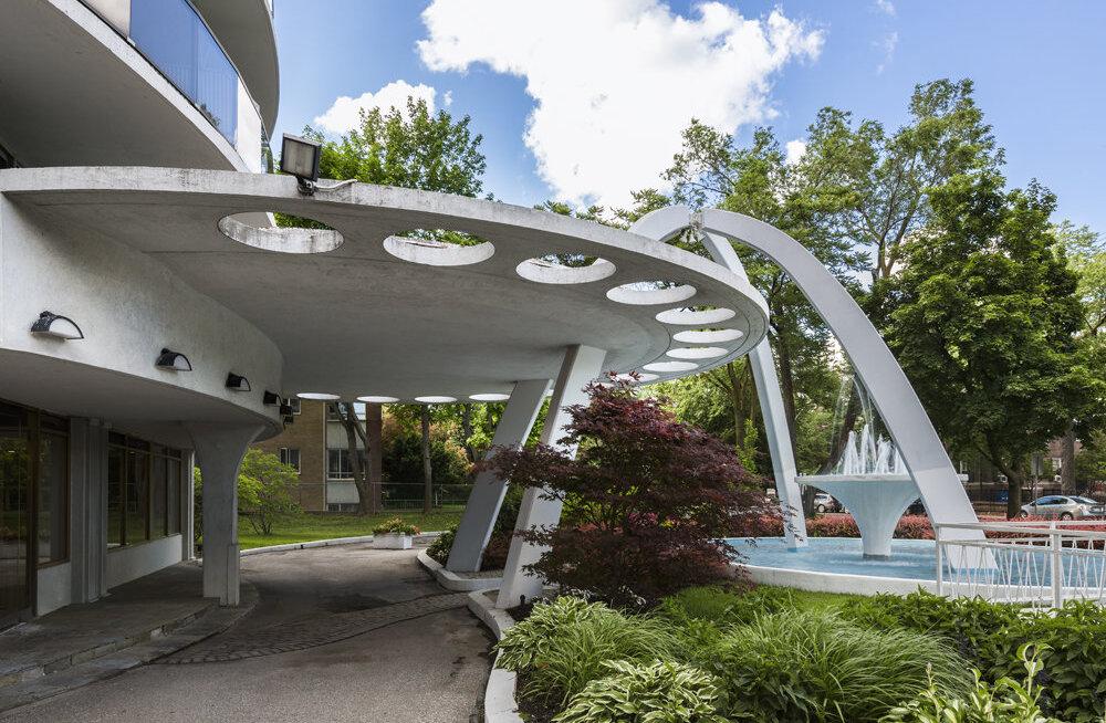 Torontos avatakse näitus Kanadas tegutsenud Eesti arhitektidest