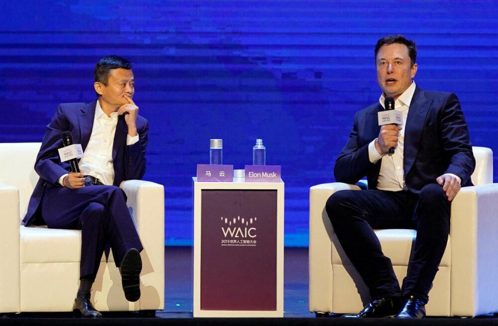 Alibaba juht kuulutas 12tunnise töönädala eesmärgiks