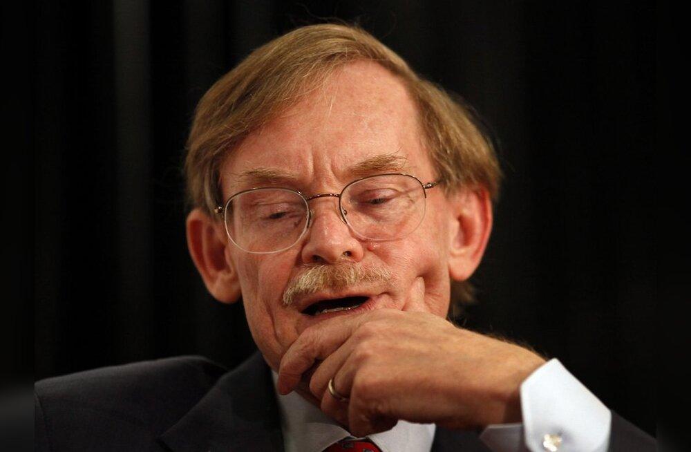 Maailmapanga juht: ees ootab uus kriis