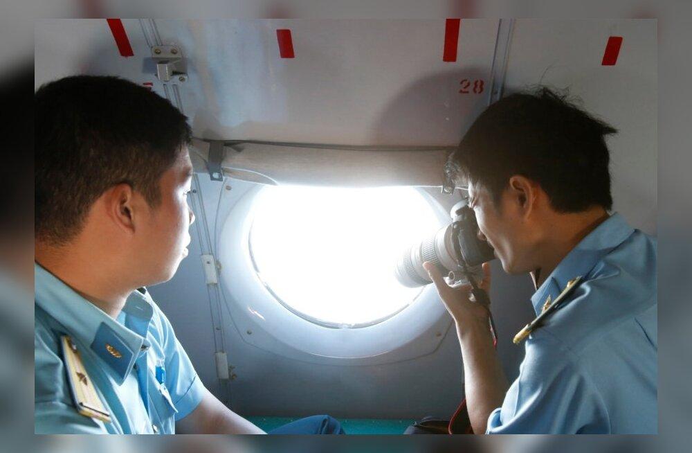 Ei merest leitud õlilaigud ega praht pole kadunud reisilennukiga seotud