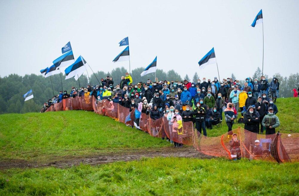 Rally Estonia SS12 2020