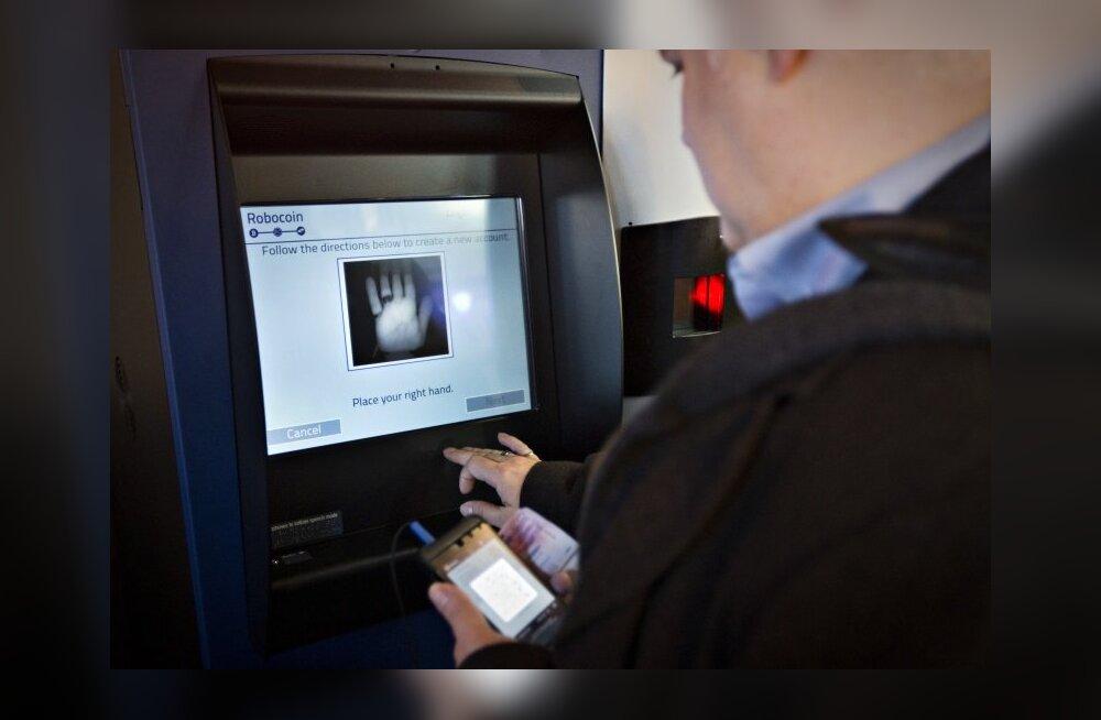 Tööd alustas Skandinaavia esimene <em>bitcoin</em>i-automaat