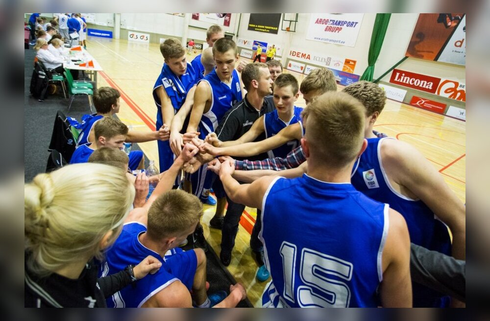 Korvpall U18 Eesti koondis