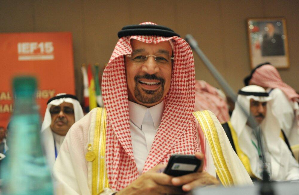 Saudid otsustasid venelastega mitte rääkida - nafta hind kukkus kolinal