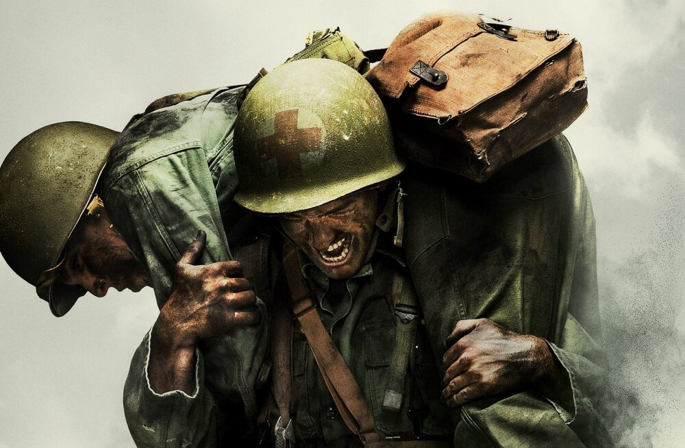"""Kaks Oscarit võitnud sõjadraama """"Hacksaw Ridge'i lahing"""": väljamõeldised või tõsielufaktid?"""