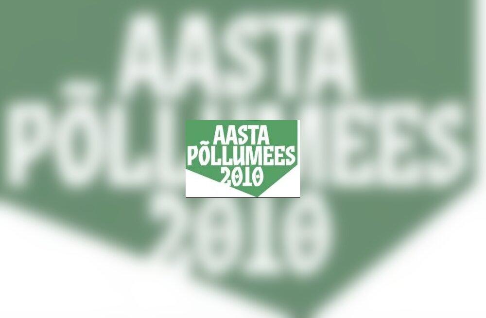 """Maalehe ja EPKK konkurss """"Aasta Põllumees 2010"""" kandidaadi ankeet"""