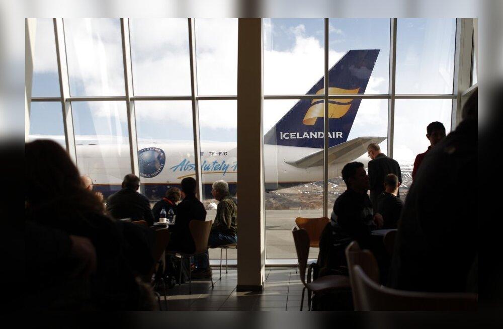 Eeskujuks Eesti Õhule? Pisiriigi lennufirma lennutab miljoneid reisijaid
