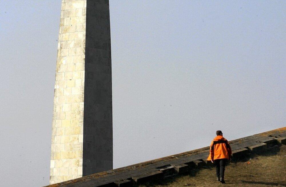 """Vladimir Svet: """"impotendi unistuseks"""" sõimatud mälestusmärk tuleb korda teha, et sellest ei saaks mälestusmärk poliitilisele impotentsusele"""