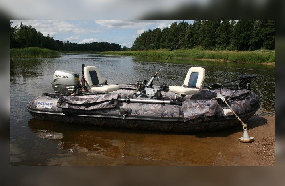 Uued tegijad Lätist: Dulkan PVC/RIB mootorpaadid