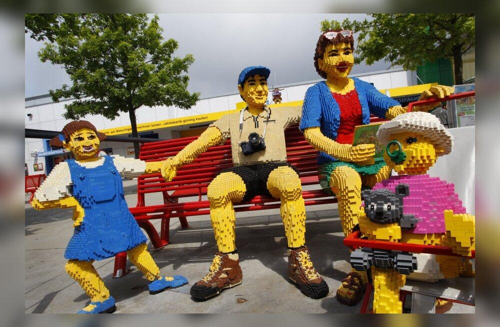 Dubaisse ehitatakse Lähis-Ida esimene Legoland