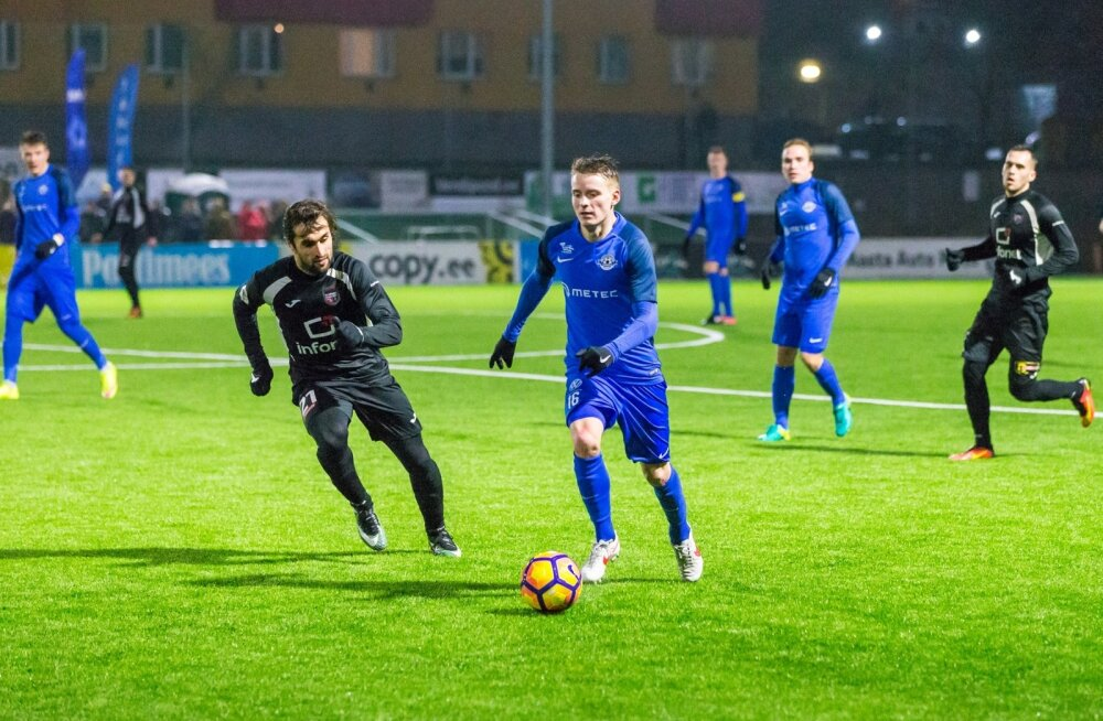 FC Tammeka vs FC Infonet 03.03.17