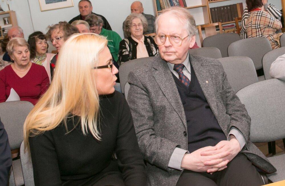 Keskerakonna Saaremaa piirkonna esinaiseks valiti Janne Nurmik