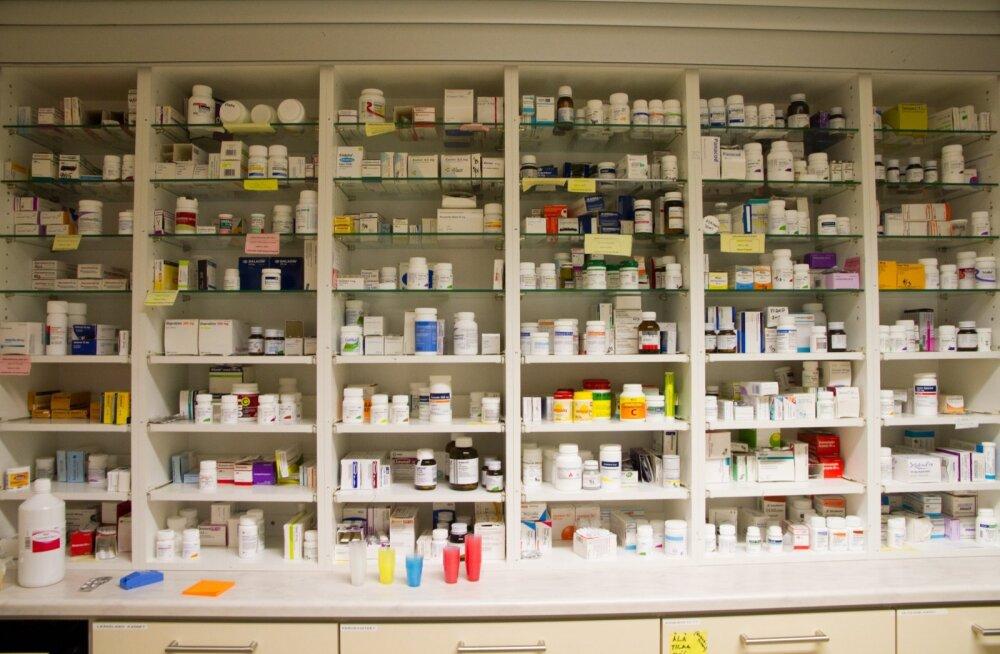 Selleks aastaks kõik: ka apteegid uusi vaktsineerimissoove vastu ei võta