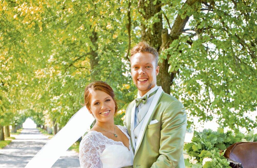 POLEGI ABIELUS. Erika Salumäe ei andnud luba abiellumiseks!