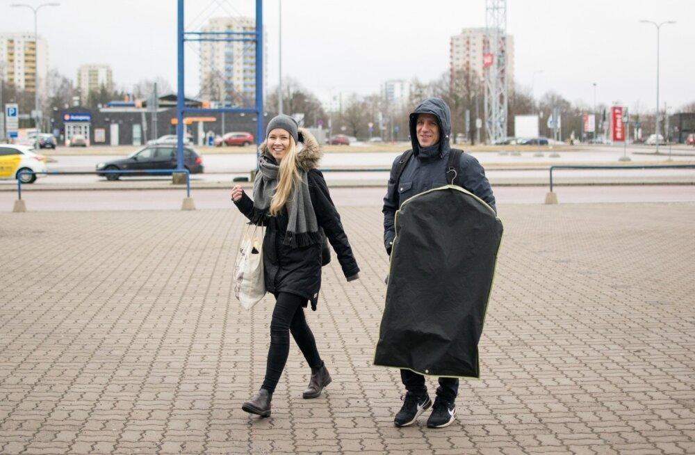 eesti laulule saabujad