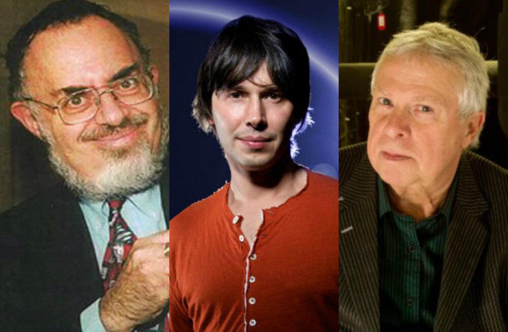 """Stanton Friedman, Brian Cox, Igor Volke ja elu universumis - """"Hallo, Kosmos!"""" tähistab seitsmendat sünnipäeva kosmosejuttudega"""