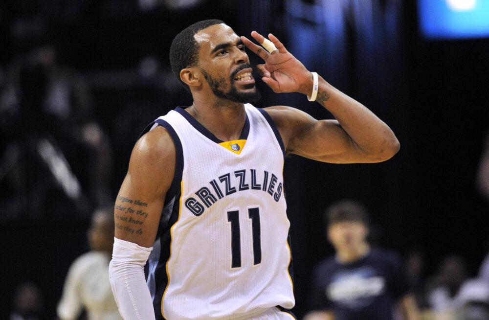 Mike Conley on NBA enimmakstud mängumees. Kuid palju hakkab teenima Kevin Durant?
