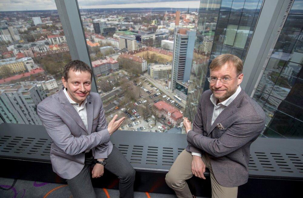 Marko Uueda ja Igor Mölder.