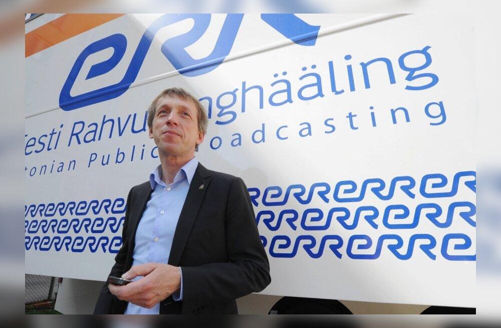 Rahvusringhäälingu juhatuse esimees Margus Allikmaa