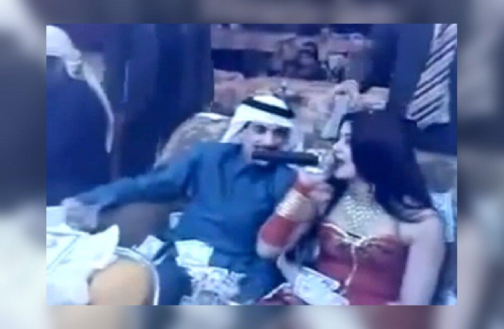 VIDEO: Kuidas üks saudi prints ühe õhtuga miljoneid kulutab