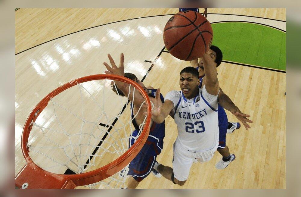 Kas NBAsse on sisenemas uus seltskond tuleviku megastaare?