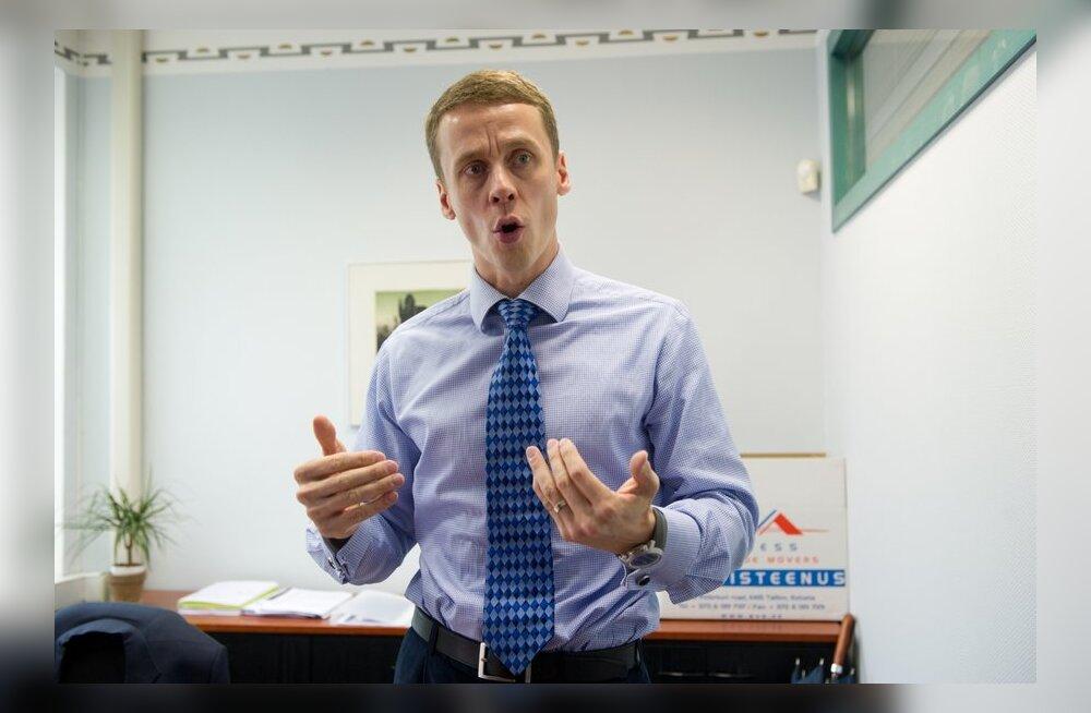 Министр экономики отозвал Эркки Раазуке с поста главы совета Estonian Air