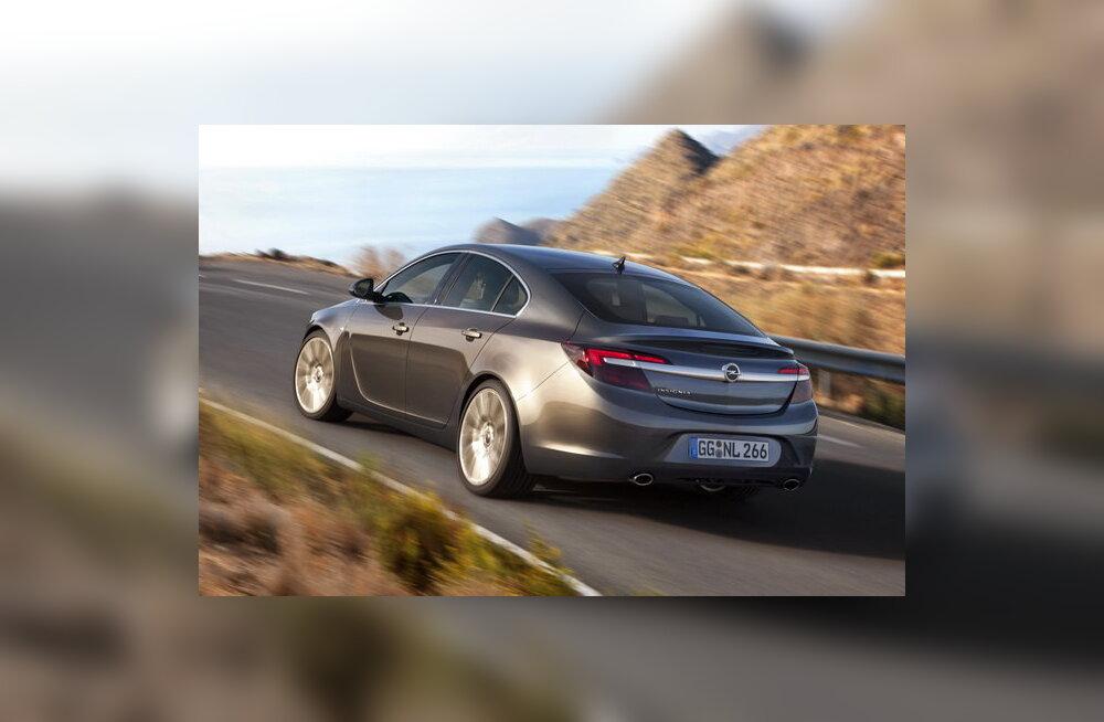 Opel uuendas Insigniat