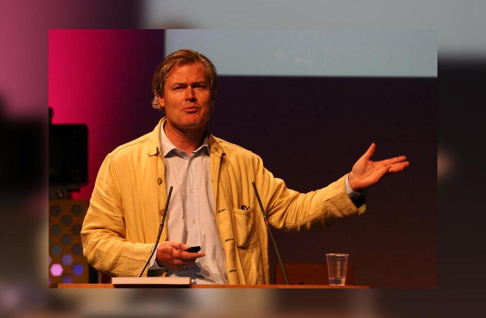 Majandusinnovaator Gunter Pauli: miks osta Venemaalt gaasi, kui Eesti võiks seda ise toota?