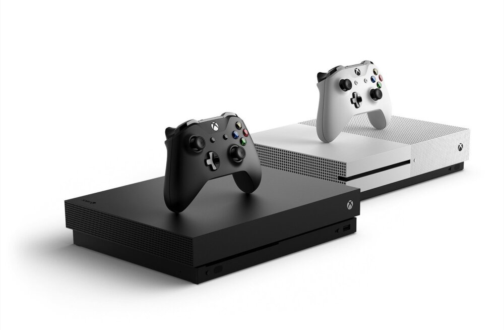 Maailma võimsaim mänguseade on ilmunud: Xbox One X – osta või mitte?