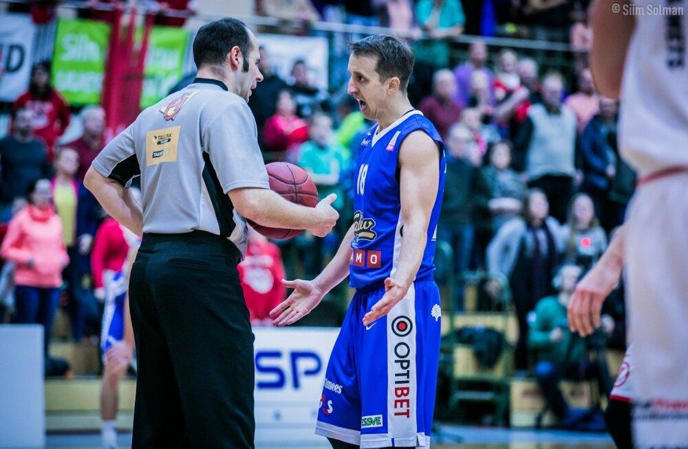 Avis Utilitas Rapla vs BC Kalev Cramo