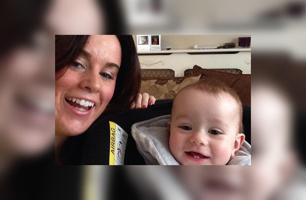 Pisipoja ema rääkis, kuidas ta laps avastas tema rinnas peituva kasvaja ja päästis seeläbi naise elu