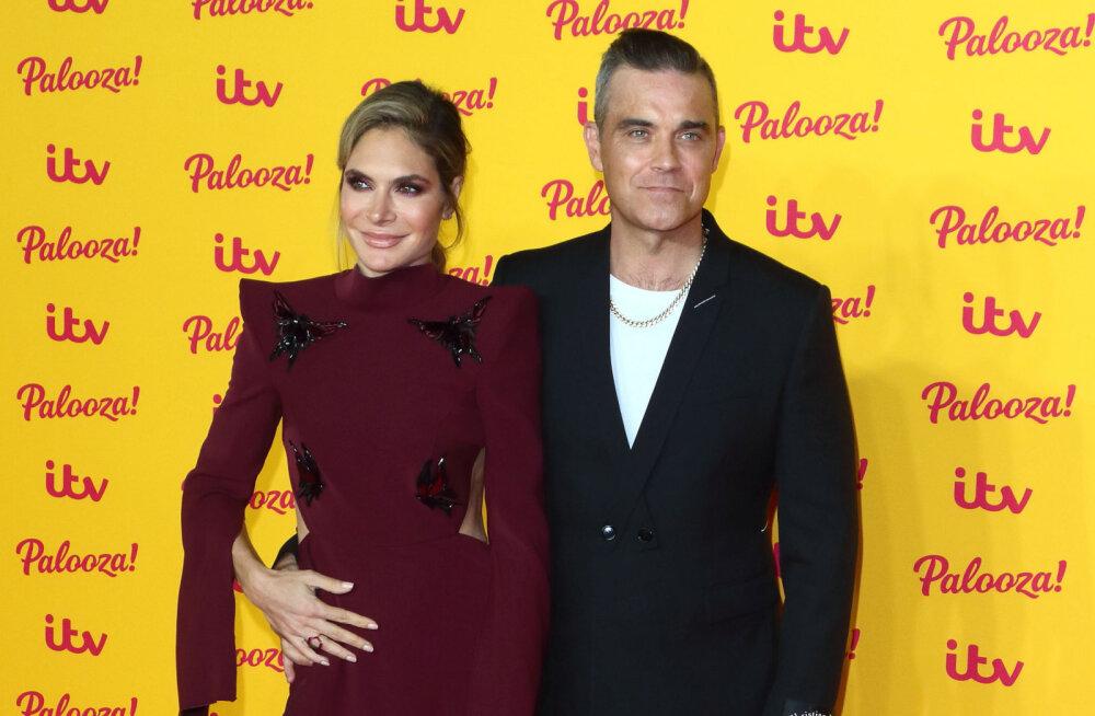 45-aastane Robbie Williams avaldab oma suurepärase vormi saladuse: see hetk oli väga võimas