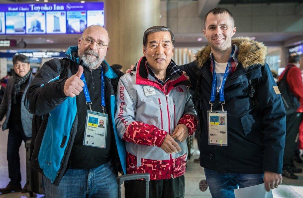 Delfi ja EPL ajakirjanike reis PyeongChang 2018 taliolümpiale
