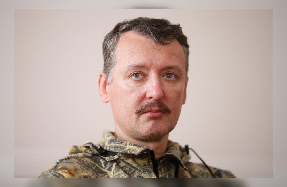 Ida-Ukraina mässuliste kunagise juhi Strelkovi tabamise nurjas äraandja SBU-s